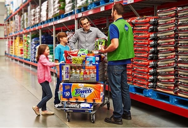 Sam's Club Membership Deal – One Year & $10 Gift Card ONLY $30