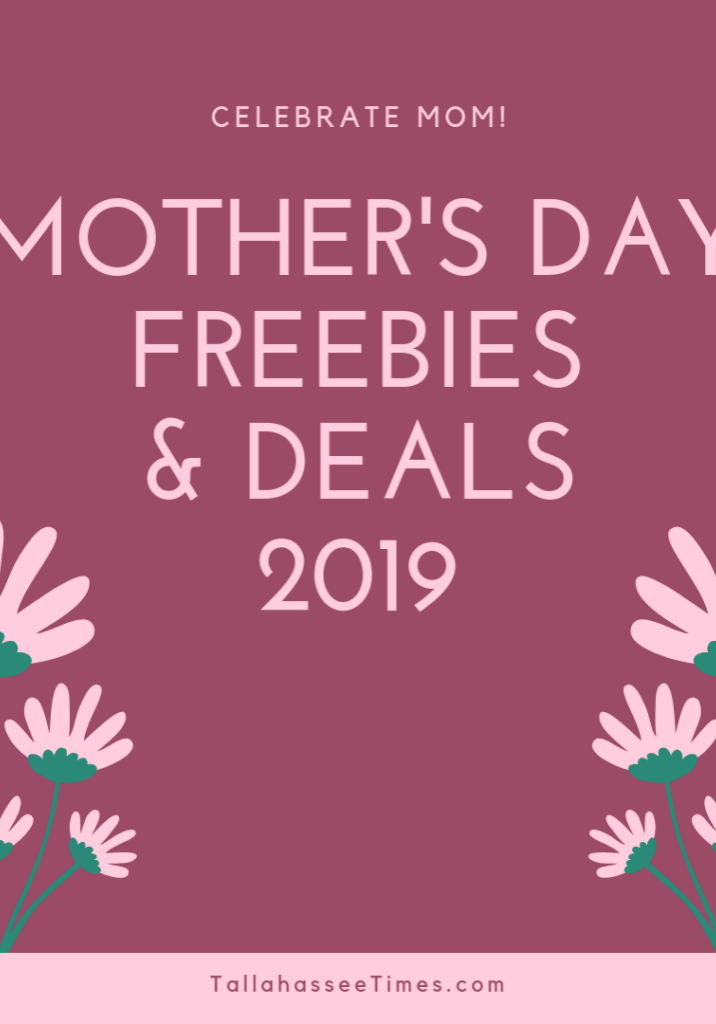 Mother's Day FREEBIES & Deals 2019 (1)