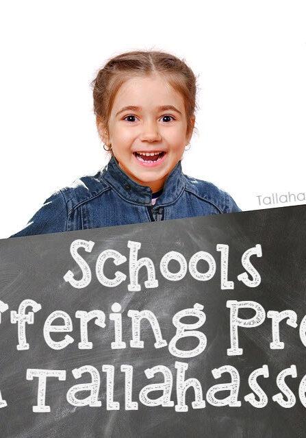 Schools offering Pre K